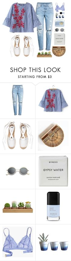 """""""Feelings"""" by solespejismo ❤ liked on Polyvore featuring Byredo, Madewell and Dot & Bo"""