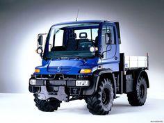 Unimog U300 / U400 / U500