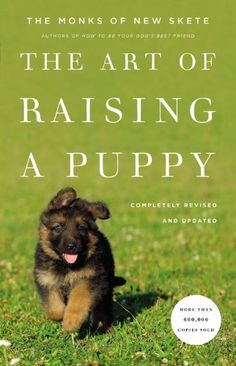 The Art of Raising a Puppy (Revised Edition): http://www.amazon.com/The-Raising-Puppy-Revised-Edition/dp/0316083275/?tag=extmon-20