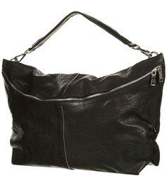 black bag / topshop