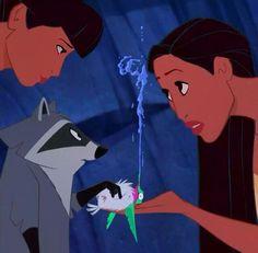I love Pocahontas