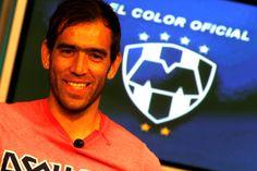 César 'Chelito' Delgado en Futbol Al Día (06 de Marzo) Foto: Roberto Alanís