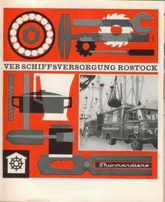 Rostock VEB Schiffsversorgung