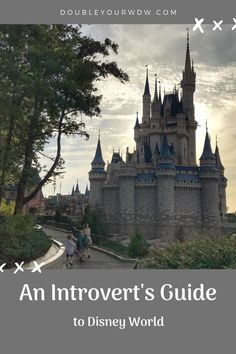 Disney World tips and tricks for handling crowds at the parks and doing Disney if you are an introvert. Disney World planning made easy so you can get the most out of the Disney parks