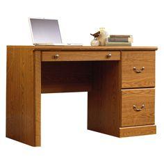 Have to have it. Sauder Orchard Hills Computer Desk - Carolina Oak $177.99
