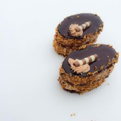 Chocolate and Hazelnut. These are a few of our favorite things!