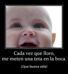 Imagen con Frases de Niños para Facebook | Frases Actuales de Amor y Amistad