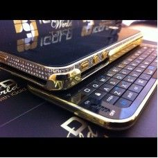 Welcome to the new 24ct Gold Plated iPhone 5 Bluetooth Keyboard     24ct Gold Plate iPhone 5 Bluetooth Keyboard  Make your iPhone 5 look more stylish and unique  Write with style  1 year warranty on craftmanship £149.99