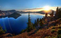 Oh Crater Lake...