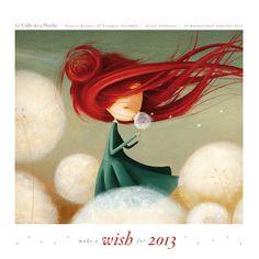 """Valeria Docampo """"make a wish for 2013"""""""