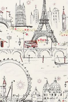 #ParisAmour illustrative <3