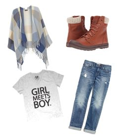 """Casual"" by jewel-jyl ❤ liked on Polyvore featuring Madewell, Dorothy Perkins and Palladium"