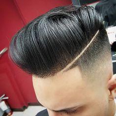 Haircut by sky_salon http://ift.tt/20OoFJL #menshair #menshairstyles…