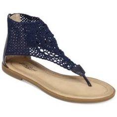 Lucky Brand Cropley Women's #Crochet Sandals