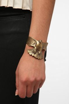 Urban Outfitters - Alkemie Hawk Cuff