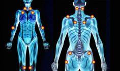 Puntos de presión para aliviar síntomas de la fibromialgia