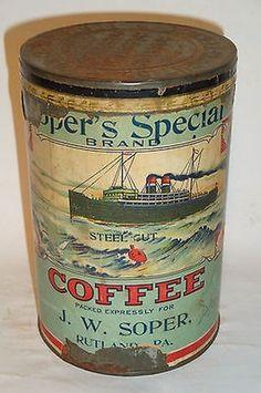 Soper's Special Brand Coffee