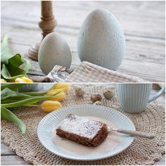 Herzenswärme Happy Easter, Fruit, Breakfast, Spring, Food, Heart, Happy Easter Day, Morning Coffee, Essen