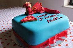 Cake for boys..