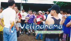 Convivio de voleibol en Sabana Grande de los Santos