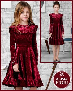 Girls Frock Design, Baby Dress Design, Baby Girl Dress Patterns, Kids Frocks Design, Teenage Girl Outfits, Girls Fashion Clothes, Cute Girl Outfits, Fashion Kids, Frocks For Girls