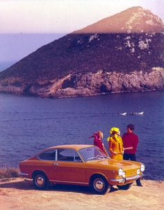 Fiat 850 Sport Coupé 1968-1971