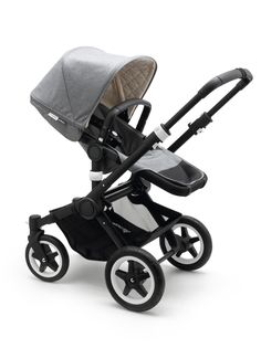 Timeless elegance with a hint of outdoors with the brand new Bugaboo Classic!