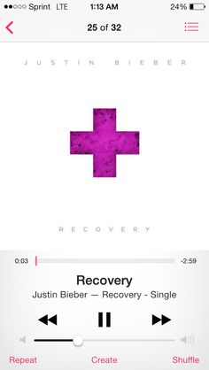 Justin bieber • album journals