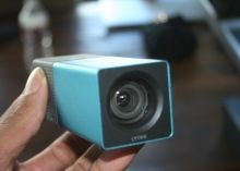Radical new camera design, inside and out.