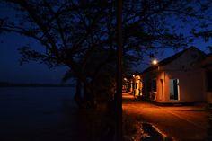 Colombia,mompox, bolivar, fotografía nocturna, por Sebastian Grillo