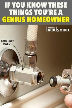 If You Know These Things You're a Genius Homeowner Craftsman Remodel, Architecture Design, Home Fix, Diy Home Repair, Home Upgrades, Diy Cleaners, Home Repairs, Home Ownership, Diy Home Improvement