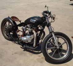 Triumph bobber | Bobber Inspiration - Bobbers and Custom Motorcycles | ponies-n-stuff November 2014