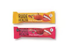 Rude Health packaging designed by Irving & Co.
