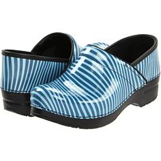 Dansko - Professional Blue Wave $135