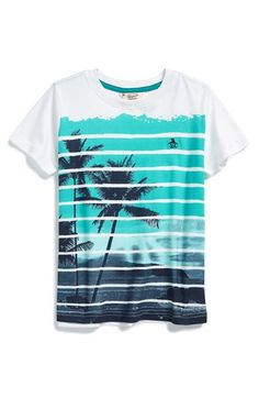 Original+Penguin+'Stripe+Surf'+Graphic+T-Shirt+(Big+Boys)+available+at+#Nordstrom