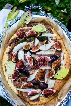 Eine Feigen-Tarte - marieola - food and lifestyle blog