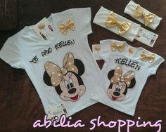 Mamá e hija Camisetas personalizadas Abilia shopping