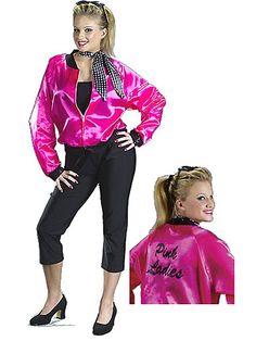 womens 50s costume ideas -  sc 1 st  Pinterest & 8 best Greaser Girl images on Pinterest | Carnivals Halloween ...