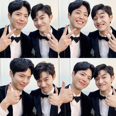 kwak dong yeon y park bo gum Korean Male Actors, Korean Celebrities, Celebs, Korean Drama Stars, Korean Star, Jinyoung, Kwak Dong Yeon, Park Go Bum, Moonlight Drawn By Clouds