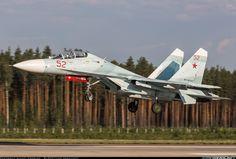 Russian Air Force  Sukhoi Su-27UB
