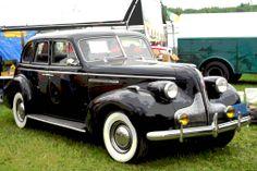 Art Deco Buick  1939 Buick at Iola Car Show