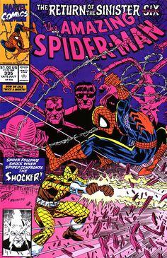 The Amazing Spider-Man (Vol. 1) 335 (1990/07)
