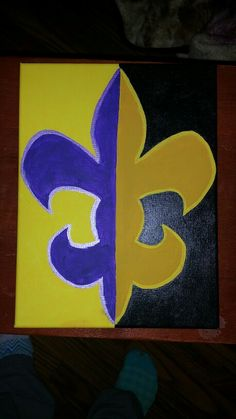 LSU and saints fan