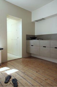 custom designed kitchen by XandL: http://www.xandl.nl/