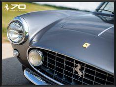 #70StyleIcons : revestimientos bronce de cañón, diseño Boano, estilo coupé. ¿Recuerdas esta hermosa #Ferrari ? #70Liveries