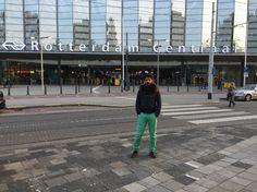 Rotterdam Centraal حسن عنايه