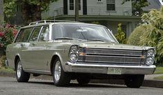 1966 Ford Galaxie Country Sedan
