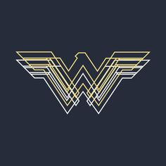 Check out this awesome 'Wonder+Woman+Symbol+v8' design on @TeePublic!