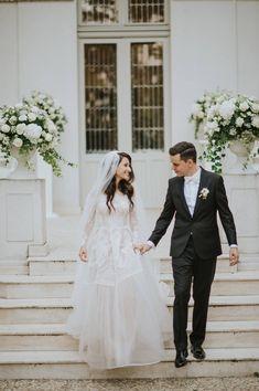 Organizare si Decor Nunta Domeniul Manasia by IDYLLIC Events. Planificam si organizam evenimente full service private si corporate. Romania, Wedding Dresses, Events, Weddings, Design, Fashion, Bride Gowns, Wedding Gowns, Moda