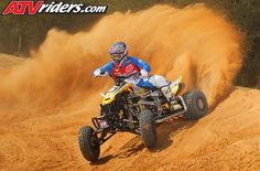 Team PCS Performance/Can-am's Josh Creamer to Race AMA ATV Motocross Racing Series #knfilters